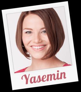 Yasemin wird gespielt von Devrim Lingnau